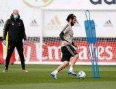 إصابة إيسكو وناتشو وفالفيردي فى مران ريال مدريد