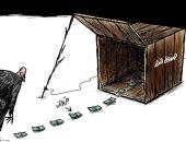 كاريكاتير صحيفة سعودية.. ازدياد طلبات الاقتراض من صندوق النقد بسبب جائحة كورونا