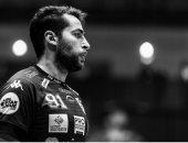 إصابة محمد سند لاعب منتخب اليد المحترف فى فرنسا بفيروس كورونا