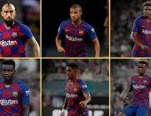 برشلونة يحدد أسعار 6 لاعبين لتمويل صفقات الموسم الجديد