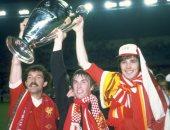 ليفربول يستعيد ذكريات تتويجه بالكأس الثالث لأبطال أوروبا على حساب مدريد