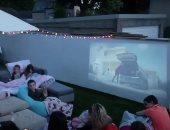 ليلة أفلام ملحمية.. هكذا تقضى أكبر عائلة بريطانية عطلة نهاية الأسبوع