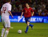 أبرز إنجازات الرسام إنييستا فى ذكرى ظهوره الأول مع منتخب إسبانيا
