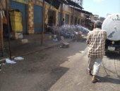 صور.. رؤساء الأحياء والمدن بالشرقية يطلقون حملة نظافة وتطهير للشوارع