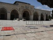 الاحتلال الإسرائيلى يحفر نفقا أسفل باب المغاربة وحائط البراق بالأقصى