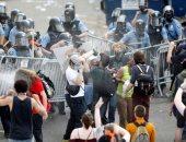 عمدة أتلانتا:  عزل ضابطي شرطة لتعنيفهما متظاهرين السبت