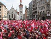 عمدة ميونخ يغلق ساحة الاحتفال بالدورى الألمانى أمام البايرن
