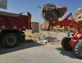الإسكان: تكثيف أعمال التطهير ورفع المخلفات بالمدن الجديدة خلال إجازة العيد