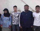 عصابة تختطف شابين بشات سيدة على الفيس بوك لمساومة أسرتهما على 4 ملايين جنيه