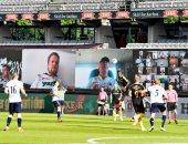 تطبيق إلكترونى يسمح للجماهير بمشاهدة الدوري الدنماركى من الملعب