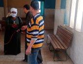رئيس مدينة الزقازيق يوجه حملات تطهير لقرية شنبارة الميمونة .. صور