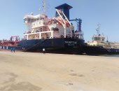 تداول 19 سفينة بموانئ بورسعيد