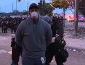 أول تعليق من حاكم ولاية مينيسوتا على اعتقال فريق CNN خلال تغطية الاحتجاجات