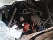 شكوى من ظهور مياه أسفل المنازل فى شارع اللواء الإسلامى بمدينة الخصوص