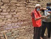 مجلس مدينة القصير : استمرار أعمال صيانة الانارة العامة بمناطق المدينة ..صور
