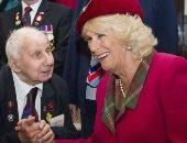 توفى عن عمر 107 أعوام.. دوقة كورنوال تنعى رجلا من أقدم محاربى بريطانيا