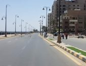 إزالة 30 إعلانا مخالفا ورفع  110 أطنان مخلفات من شوارع مدينة بنى سويف
