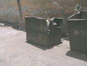 رجال حى وسط مدينة الأقصر ينجحون فى رفع 40 طنا من المخلفات والقمامة