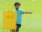 شاهد كيف يستعد محمد صلاح لاستئناف الدوري الإنجليزي مع ليفربول