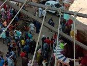 القبض على 30 شخص فى الشرقية فى واقعة حرق منزل متهم بقتل شاب بكفر صقر