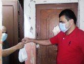 """""""صحة الدقهلية"""": تجهيز شنطة أدوية لحالات كورونا وتوصيلها للمرضى بالمنازل..صور"""