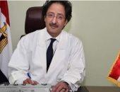مدير المستشفى التعليمى بجامعة طنطا يشدد على عدم دخول المستشفى بدون الكمامة