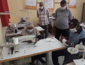 محافظة أسوان: تفعل قرار ارتداء الكمامة على المواطنين مع ضبط أسعارها