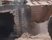 محافظ سوهاج: إزالة 16 حالة تعدى على الأراضى الزراعية وأملاك الدولة