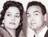 قصة مديحة يسرى ومحمد فوزى بدأت بقبلة فى لبنان وانتهت بمعجزة السماء