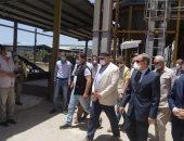 صور .. وزير الزراعة: الرئيس وجه بتشجيع الشباب على العمل الحر