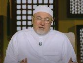 خالد الجندى ناعيا حسن حسنى: غفر الله له بما أسعد الناس وأدخل البهجة على نفوسهم