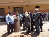 نائب محافظ القاهرة: استمرار هدم 20 عقارا بجوار المحكمة الدستورية فى دار السلام
