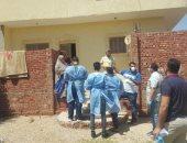 صحة جنوب سيناء: توصيل حقائب أدوية لمخالطى حالات كورونا للمنازل.. صور