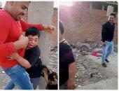 شقيق طفل من ذوى الهمم بالقليوبية يكشف حقيقة مهاجمة شباب له باستخدام كلب