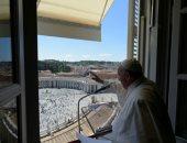 بابا الفاتيكان يترأس صلاة خاصة لمواجهة فيروس كورونا