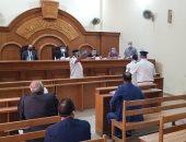 صور.. عودة جلسات المحاكم الابتدائية وسط إجراءات مشددة داخل القاعات