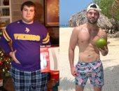 10 نصائح لفقدان الوزن الزائد وتثبيته من أمريكى فقد 45% من وزنه خلال عامين