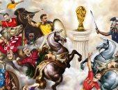 10 أساطير كروية غابوا عن ملاعب كأس العالم عبر التاريخ