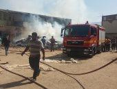 حفظ التحقيقات فى حريق سطح مستشفى الهلال برمسيس