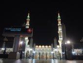 أجواء روحانية فى أول صلاة جماعة بالحرم النبوى بعد قرار فتح المساجد بالسعودية
