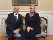 جلسة تصوير لسفير أنقره في فيينا برفقة زوجته.. رغم ملاحقته قضائيا