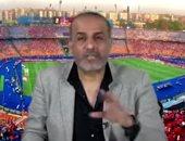 شبانة فى لايف اليوم السابع: الزمالك يضم رجب بكار مقابل 10 ملايين جنيه
