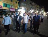 محافظ الشرقية يكلف رئيس مدينة أولاد صقر بتكثيف حملات التعقييم