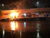 مصرع طفل إثر حريق داخل شقة سكنية فى مدينة السلام