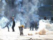 مظاهرات حاشدة ضد الرئيس البرازيلى تتحول إلى أعمال عنف مع الشرطة