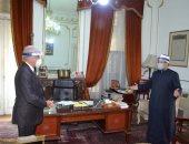 الأوقاف: محافظ جنوب سيناء ضاعف طلبه من كمامات المجموعة الوطنية لاستثمارات الوزارة