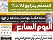 """برنامج الإصلاح الاقتصادى يضع مصر على الطريق الصحيح.. غدا بـ""""اليوم السابع"""""""