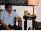 الكينج منير بعد لقائه وزيرة الثقافة: مستعد للتعاون في إعلاء قيمة الفن وخدمة الوطن