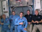 سوء الأحوال الجوية قد يتسبب فى تأجيل عودة مهمة SpaceX Dragon Crew