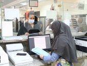 مكاتب الشهر العقارى تعود للعمل والتزام المواطنين بالإجراءات الوقائية